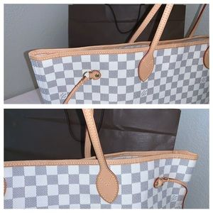 Louis Vuitton Bags - Sold. Louis Vuitton Neverfull GM Damier Azur